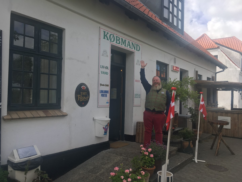 Jesper købmanden på Livø