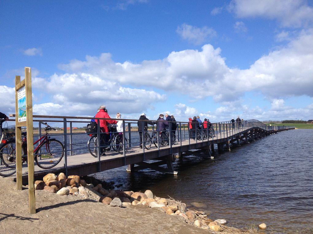 Broen over Vilstedsø