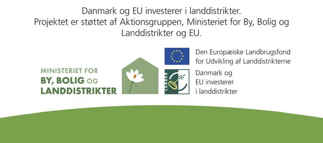 Logo skilt over EU-By- Bolig