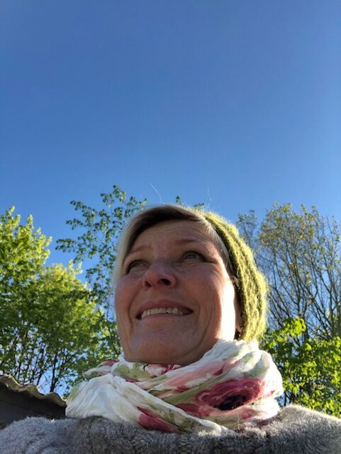 Naturvejleder Karin Winther