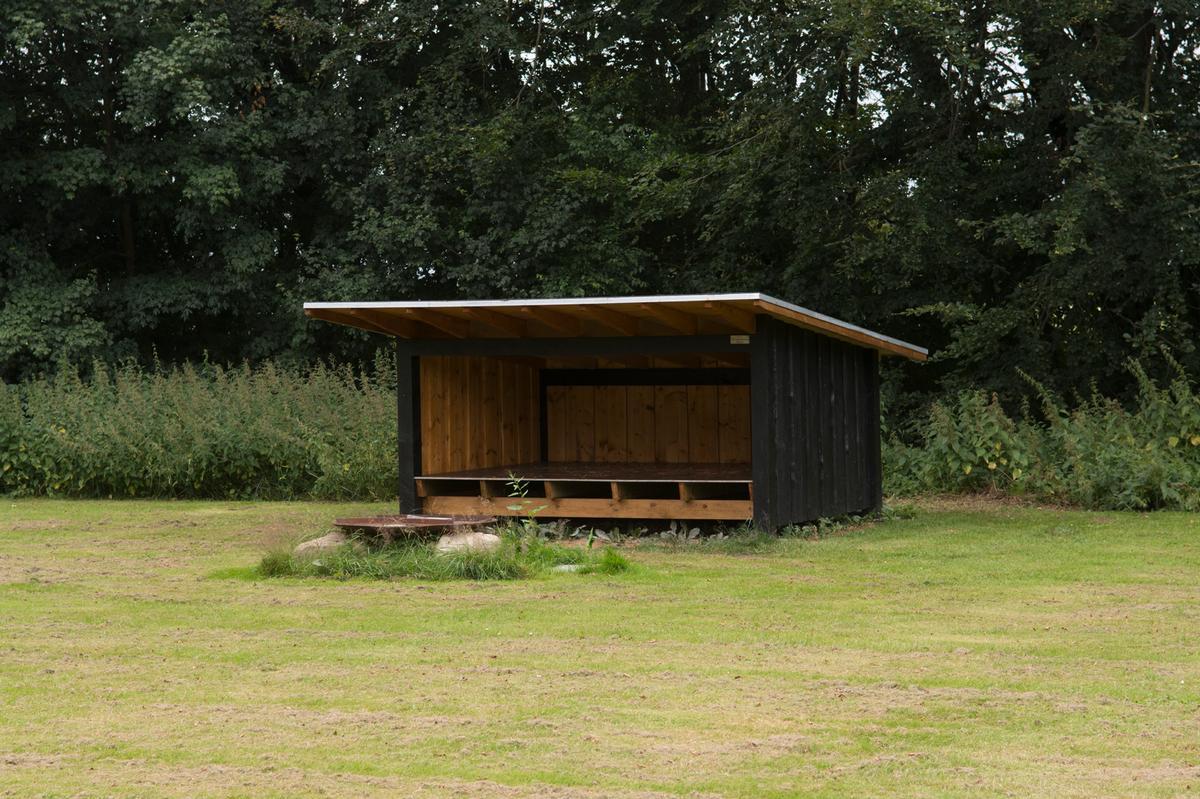 Shelterpladsen ved Fandrup