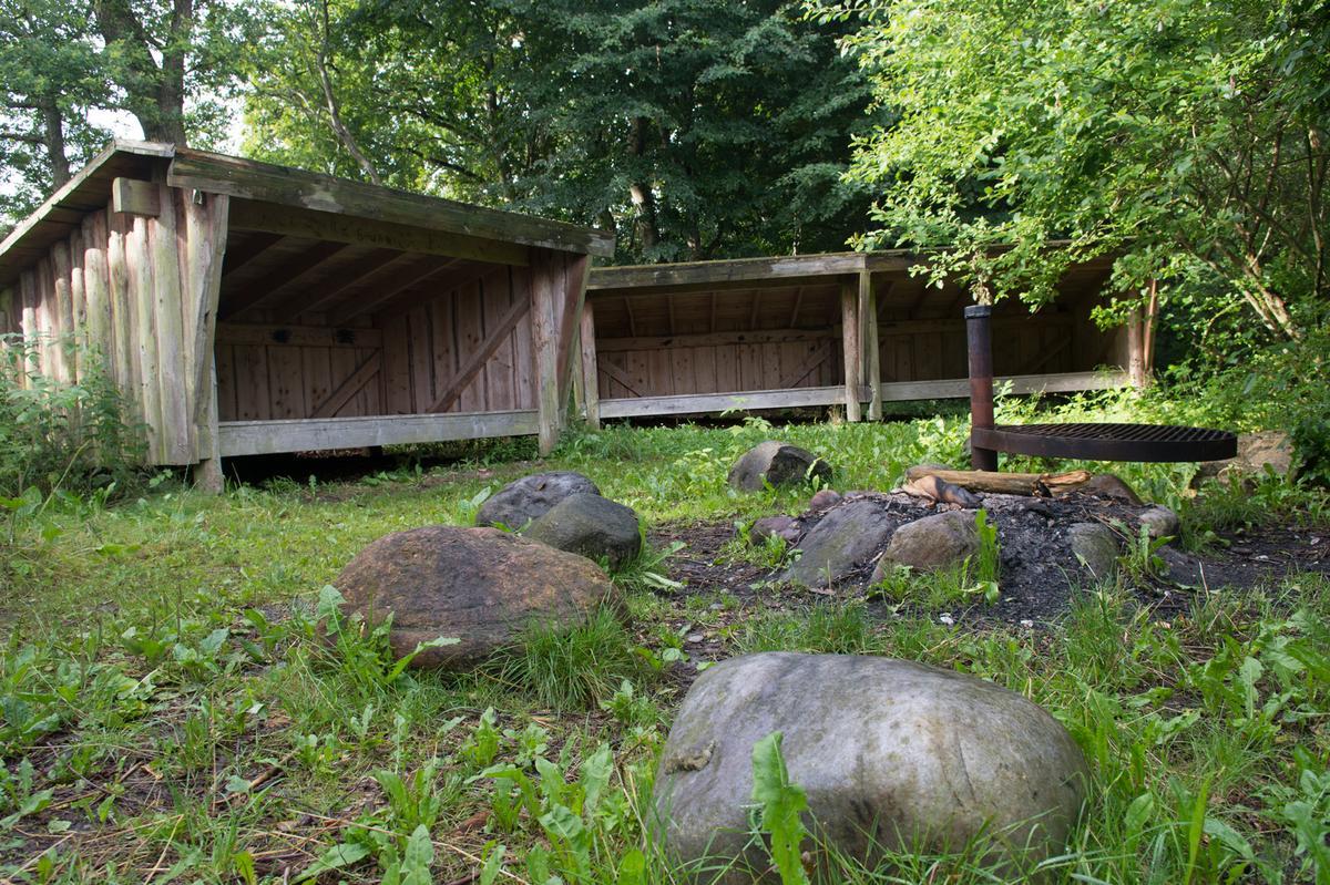 Shelterpladsen Ved Lerkenfeld Å