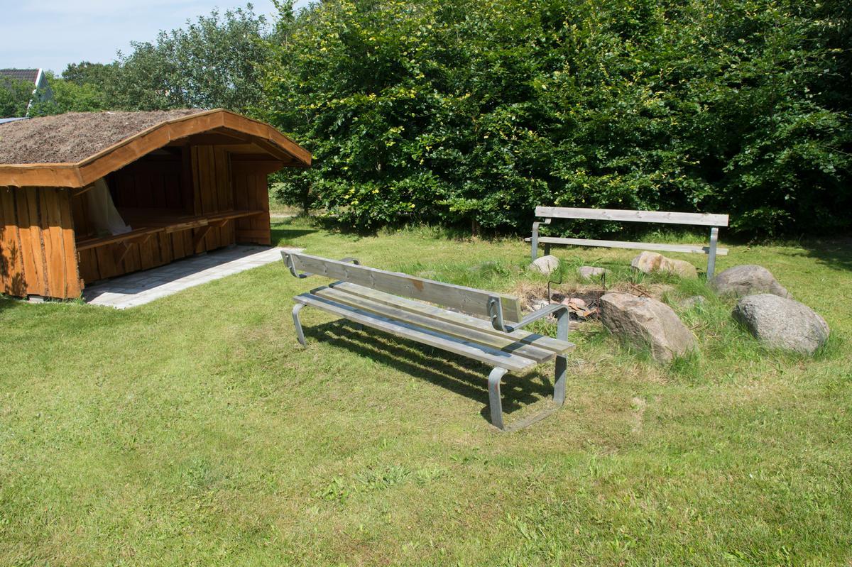 Shelterpladsen ved Østerkrat