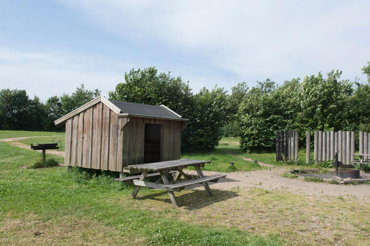 Shelterpladsen ved Vilsted Sø (Vilsted)