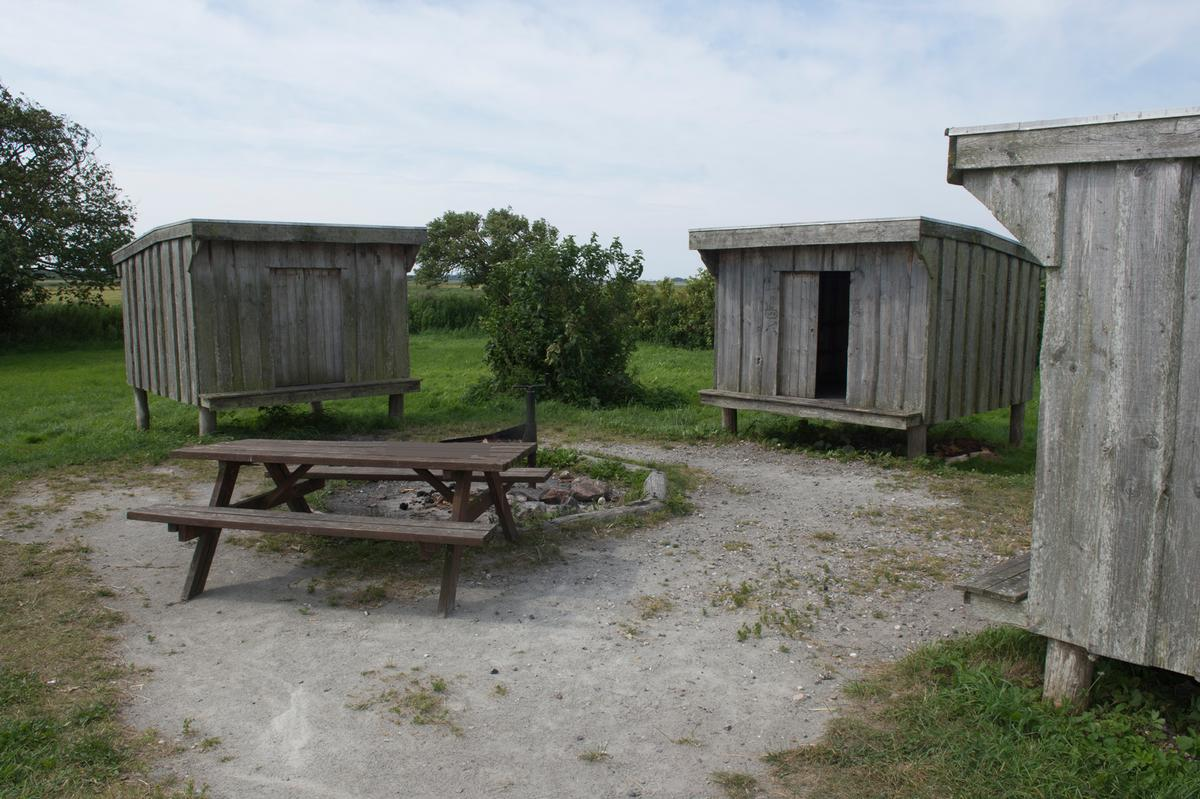 Shelterplads ved Vilsted sø (Holmen)